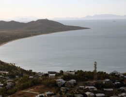 From Castle Hill to Palm Islands and Hinchinbrook Is (far left)