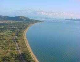 Pallarenda beach - the northern edge of Townsville
