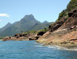 Hinchinbrook Island, World Heritage Area,  120 km north of Townsville