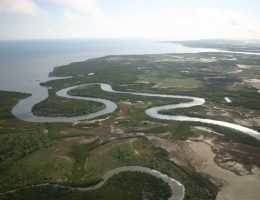 Coastal creeks-south of TWNS
